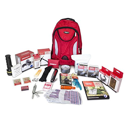 Winter & Snow Survival Emergency Kit by Cyber Marketing