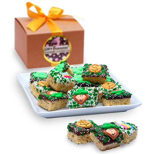 e Dozen Mini Krispie Gift Box ()