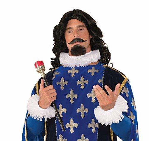 OvedcRay Victorian Elizabethan Renaissance Tudor Costume Ruff Ruffled Collar And Cuff Set - Elizabethan Renaissance Costumes