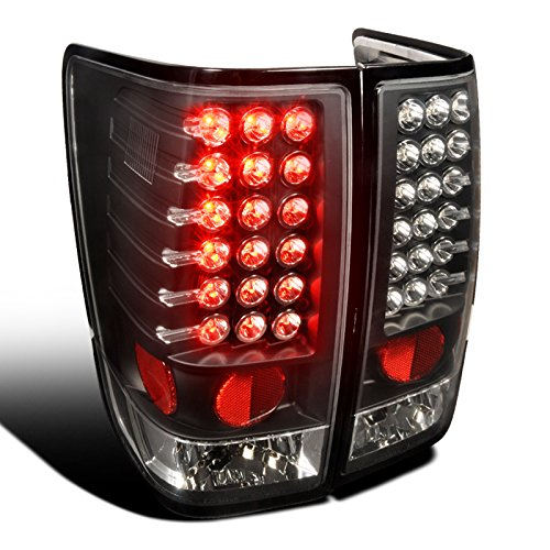 04 nissan armada tail lights - 3