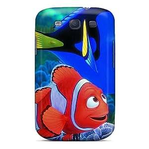 Best Hard Phone Covers For Samsung Galaxy S3 (eAo5622Yohn) Custom HD Finding Nemo Skin