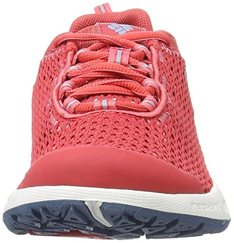 Outdoor Multisport Mirage Red 683 Sunset III Columbia Drainmaker Chaussures Rouge Femme Dark vqBBIAx