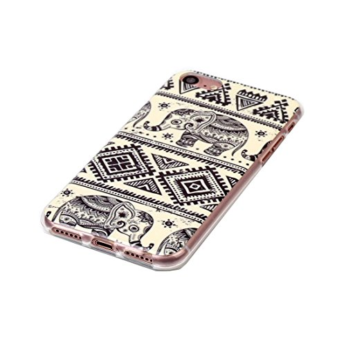 Protege tu iPhone, Para el patrón del registrador del iPhone 7 Caja suave de la contraportada del caso protector TPU suave Para el teléfono celular de Iphone. ( SKU : IP7G2204M ) IP7G2204C