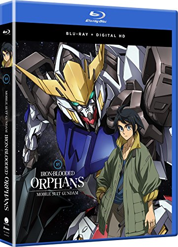 Mobile Suit Gundam  Iron Blooded Orphans Season One  Blu Ray