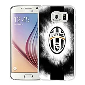 High Quality S6 Case,Juventus 5 White Samsung Galaxy S6 Screen Phone Case Luxury and Genuine Design