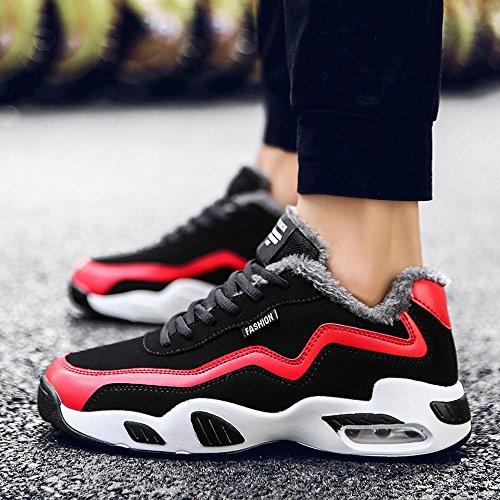 CN44 3 Size Color EU43 Warm Keep Shoes Shoes Leisure Men's Feifei Colors Sport UK9 01 Cotton xSgqnTw