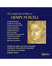 Purcell: Sacred Music - Complete