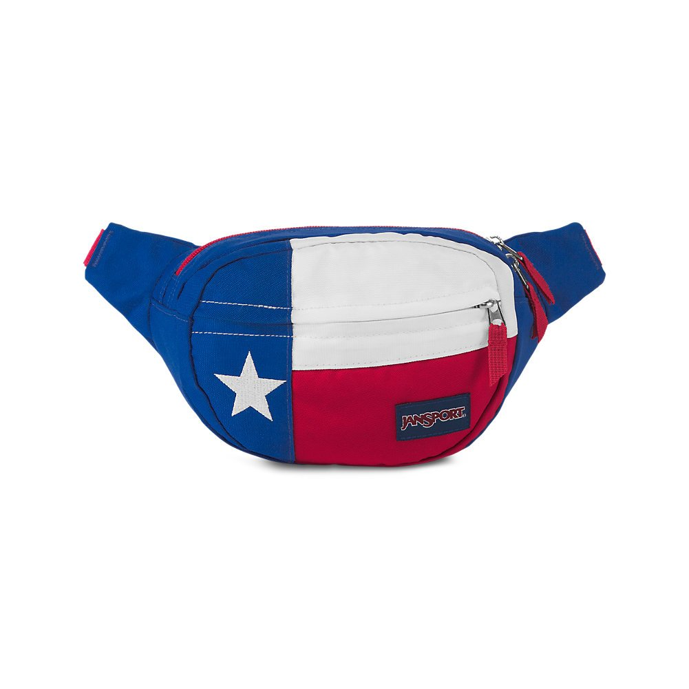 JanSport Fifth Avenue Fanny Pack - Lone Star - Adjustable