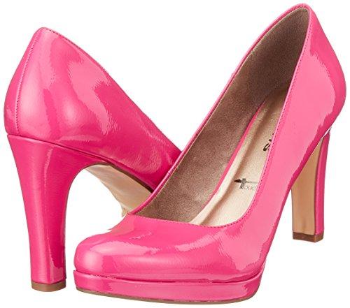 Women's Tamaris Pink 697 fuxia Pumps Patent 22426 fCOqxBwCd