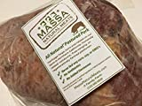 Massa Natural Meats - Pasture-Raised, Heritage Pork Smoked Ham Hocks, Hormone and Antibiotic Free.