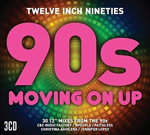 VA - Twelve Inch Nineties  Moving On Up - (TWIN90005) - 3CD - FLAC - 2017 - WRE Download