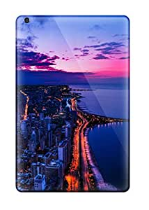 Justin Landes's Shop Case Cover For Ipad Mini 3 - Retailer Packaging Chicago Sunset Protective Case