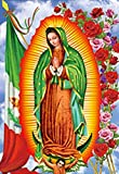 GUADALUPE UNFRAMED Holographic Wall Art%