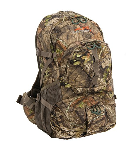Review ALPS OutdoorZ Dark Timber Hunting Day Pack