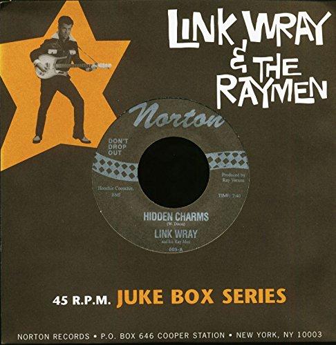 (Norton Juke Box Series Vol.3 - Hidden Charms (7inch, 45rpm) )