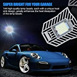 LED Garage Light Tanbaby Garage Light Deformable