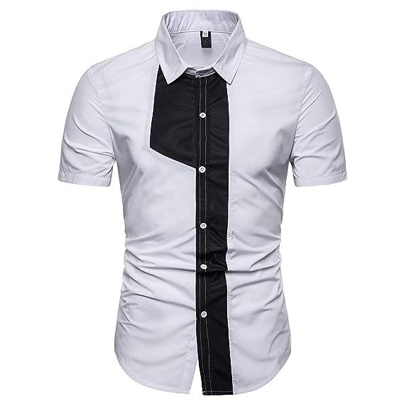 Sylar Camisa De Manga Corta Para Hombre 2019 Moda Simple Casual