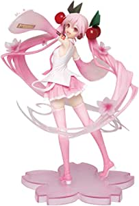 Taito Sakura Miku (Hatsune Miku) New Version Figure 2020 Ver. 18cm (7 inches)