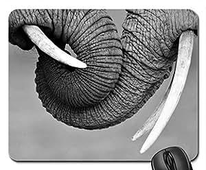 Non-Slip Rubber Mousepad elephant trunks Mouse Pad 200mm*300mm*3mm