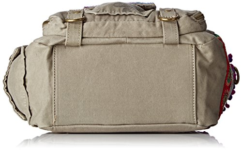 SAC ROTTERDAM MILITARY DELUXE Verde (4027)