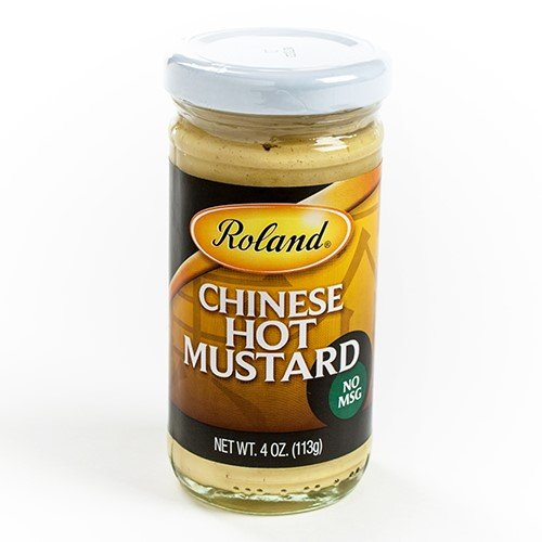Chinese Hot Mustard by Roland (4 ounce)