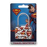DC Comics Superman TSA Approved Travel Luggage Cable Lock