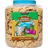 Animal Crackers, USDA Organic 4 Pound 美国食品 儿童动物饼干 1.8公斤 美国直邮