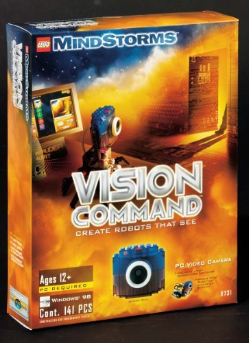 Vision Command: Create Robots that See ()