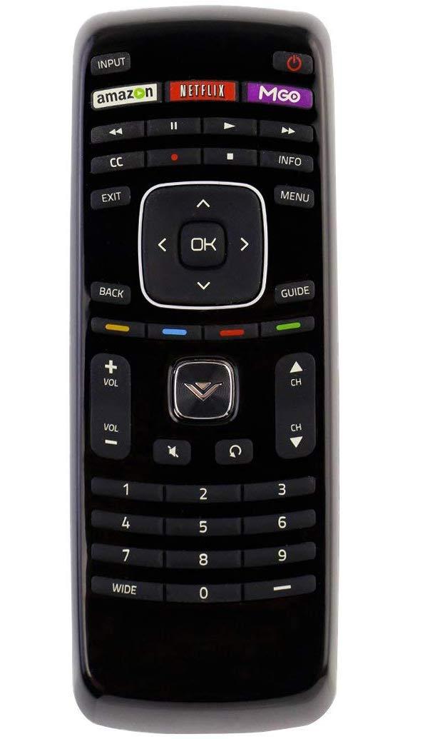ALLIMITY XRT112 リモートコントロール交換用 VIZIO TV E320i-A0 E370i-A0 E420i-A0 E470i-A0 E500D-A0 E500I-B1E E502AR E552VL E552VLE E600i-A0 E600I-B3 E601I-A3E E650i-A0 M321i-A0 M322I-B2   B07KQVVG4F