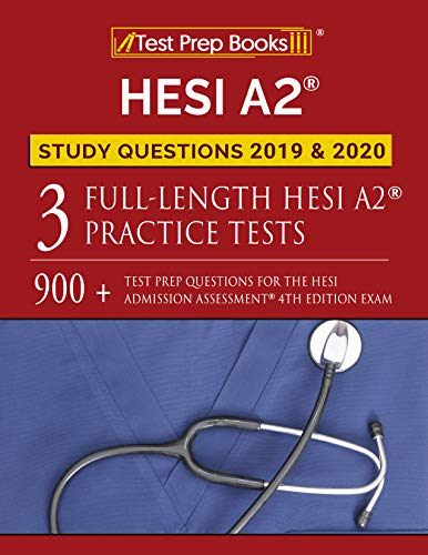 Hesi A2 Study Questions