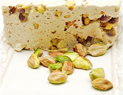Al Yaman libaneses pistacho Halva 454g/16oz.: Amazon.es: Alimentación y bebidas