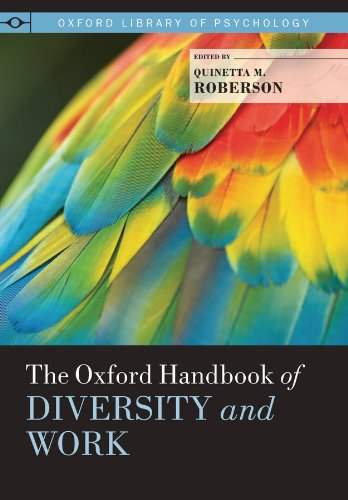 Download The Oxford Handbook of Diversity and Work (Oxford Library of Psychology) Pdf