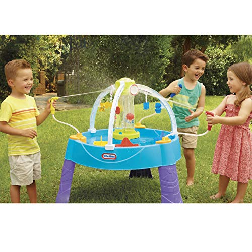 Little Tikes Battle Splash game is a fun backyard water toy for kids