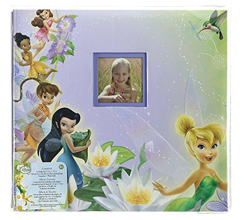 Disney Tinkerbell Scrapbook Album and Disney Fairies 4