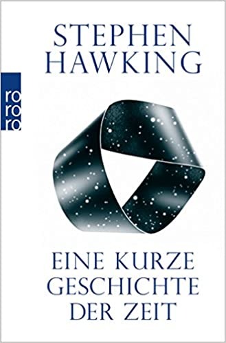 """Wissenschaftskommunikation aus erster Hand: Sachbuch """"Eine kurze Geschichte der Zeit"""""""