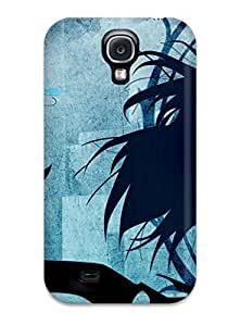(GpktBJC5579oHquN)durable Protection Case Cover For Galaxy S4(bleach)