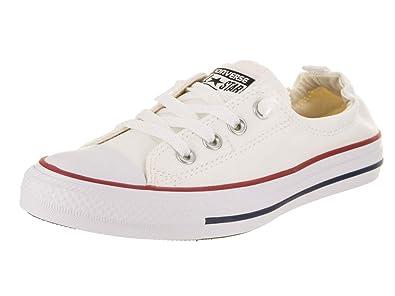 Tenis Zapatillas Converse Blancas Educación Física Ropa