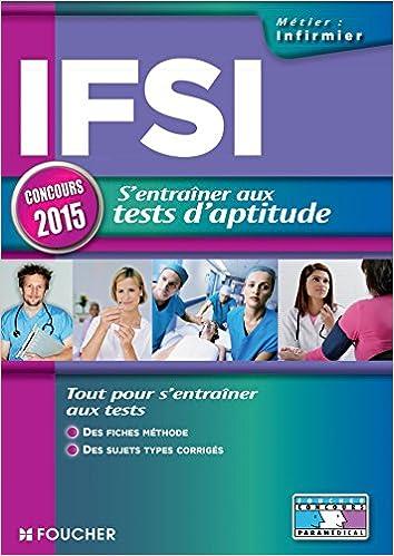 Livre gratuits en ligne IFSI S'entraîner aux tests d'aptitude - Concours 2015 - Nº28 pdf