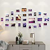 WUXK Photo Frame photo wall creative wall European decorative wall photo frame combination of children living in Box D.