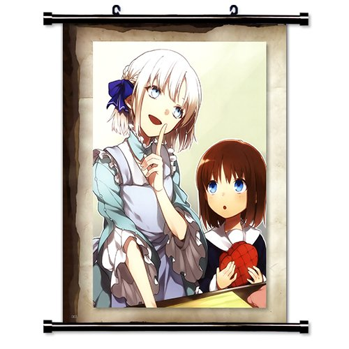 Fate Prototype Anime Fabric Wall Scroll Poster (32x40) Inches. [WP]Fate Prototype-22(L)