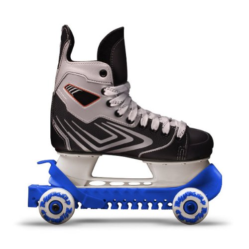 Rollergard Ice Skate Guard, Blue
