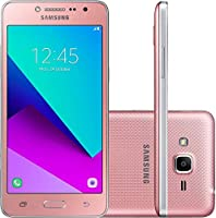 Samsung Galaxy J2 Prime TV - Smartphone, Dua Chip, Rosa