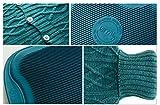 Premium Classic Rubber Hot Water Bottle w/Cute Knit Cover