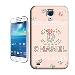 CHANEL 3D TPU Hard Case Cover for Samsung Galaxy S4 I9400