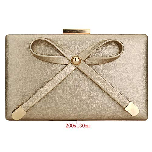 Girls Prom Clutches Purse For Bow Cocktail Bags Evening Handbag Wedding Bridal Women Party Black ng7wqq8RHx