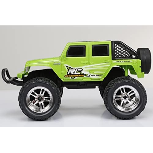Cheap new bright chargers ff 4 door jeep rc vehicle 118 scale cheap new bright chargers ff 4 door jeep rc vehicle 1 sciox Gallery