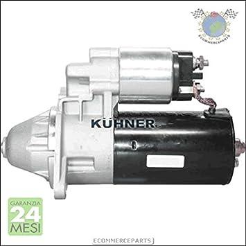 C8 X Arranque starter Kuhner OPEL CALIBRA de Gasolina> 1990 A 1997
