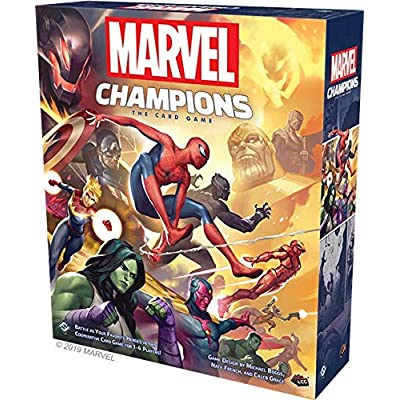 Fantasy Flight Games FFGMC01 Marvel Champions: The Card Game: Toys & Games
