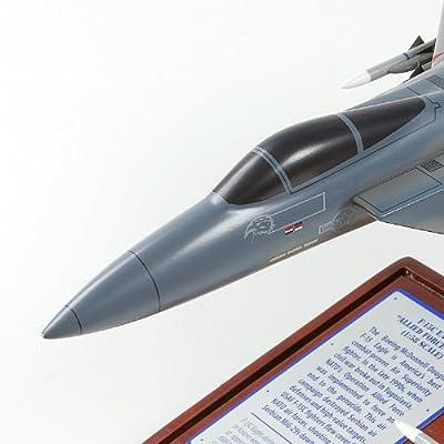 Mastercraft Collection F-15C Eagle Wood Model Aircraft