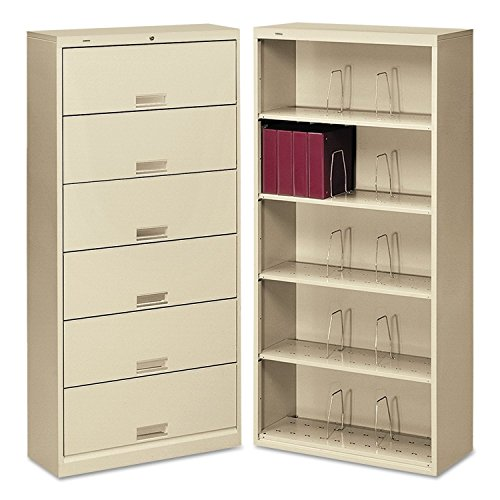 HON626NL - HON 600 Series Steel Open Shelving